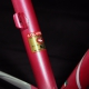 NOS Pink SLX frame CBT italia Dream Pro Size 59