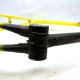 Black and yellow Frame and Fork Vitus GTI Gitane Team Replica Size 56.5