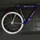 NOS Blue FOCO frame CBT italia Millenium Size 54