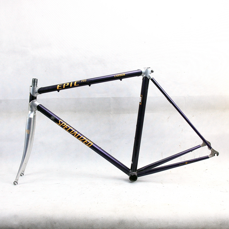 Carbon Frame and Fork Specialized Epic Pro Size 52 - Cyclollector
