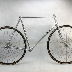 Silver Frame and Forks Alan Size 57