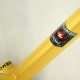 Cadre et fourche jaune Bernard Hinault columbus Nemo