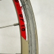 Front Wheel Rigida DP18 champagne Shimano 600 Ultegra HB-6400 Hub