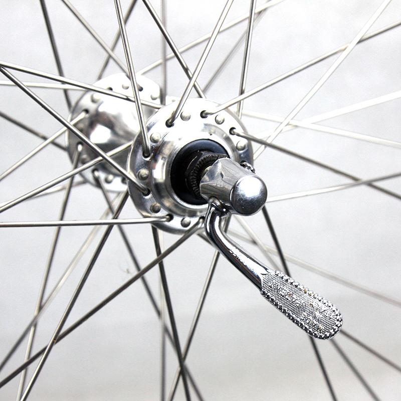 Mavic U B  Control Wheelset - Campagnolo hubs - Cyclollector