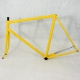 Yellow Frame & Fork Vitus GTI Gitane Team Replica Size 55.5
