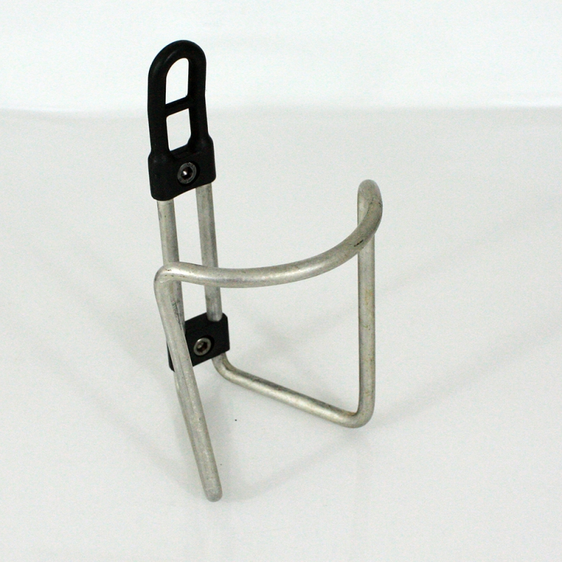 Bottle cage Roto black tip with screws