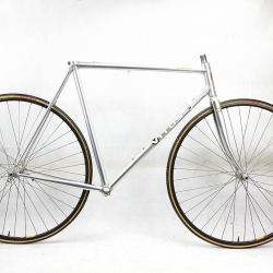 Silver Frame and Forks Vitus 979 Size 55