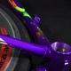 NOS Purple NIVAX frame CBT italia Millenium Size 51