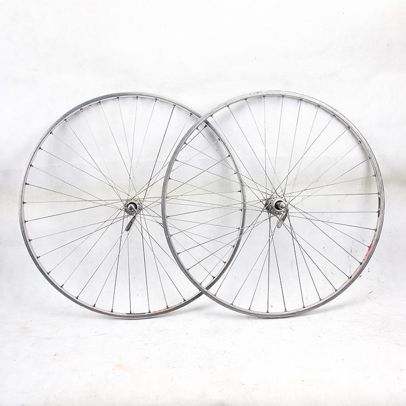 Paire de roue Fir EL20 moyeux Maillard