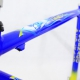 Blue and yellow columbus Altec 2 frame & fork Colnago Dream Art Decor Size 51