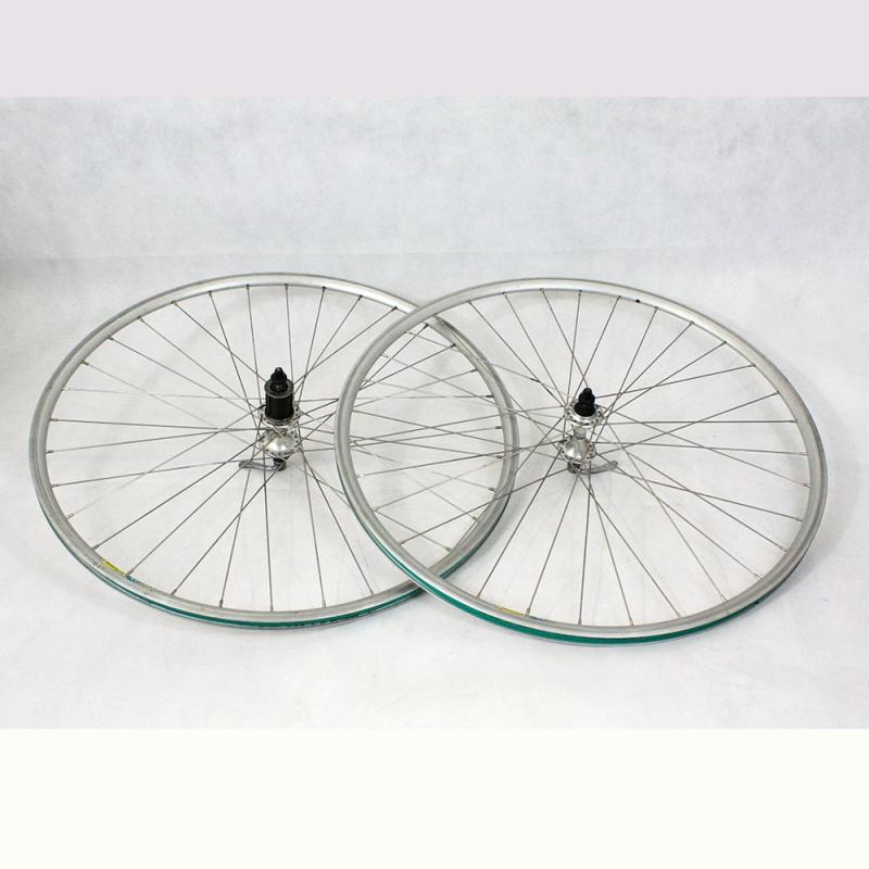 Paire de roue Mavic CXP21 moyeux Miche