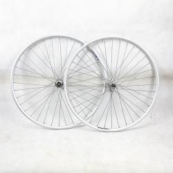 Rigida Vela Wheelset Ofmega hubs