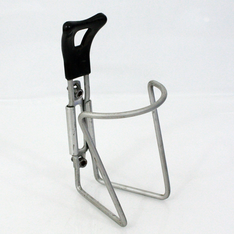 Bottle cage Reg black tip with screws
