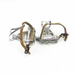 Maillard Spidel CXC Pedals - Christophe Toeclips - Brunetti straps