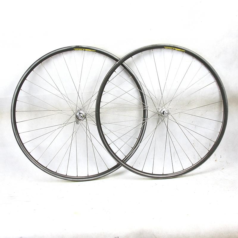 Paire de roue Wolber TX Profil moyeux Campagnolo Record