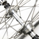 Wheelset Wolber TX Profil rims Campagnolo Record Hubs