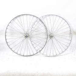 Paire de roue Fiamme moyeux Campagnolo Nuovo Tipo