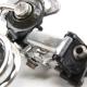Rear derailleur Campagnolo Super Record 2nd generation Titanium bolt