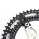 Crankset Stronglight Spidel 105 Bis