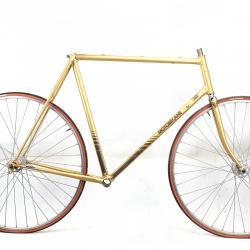 Gold Frame and Forks Motobecane C4 Size 59