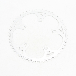 Chainring unknow brand 52T - 122 BCD