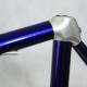 Cadre & fourche bleu vitus 797 T56