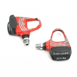 Red Look Arc Carbo Pro Pedals