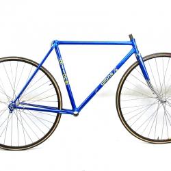 Cadre & fourche bleu Gitane Interclub Taille 50
