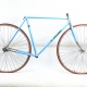 Blue Frame and Fork Barbry Size 52
