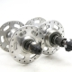 Front and rear Hubs Maillard Normandy Sport