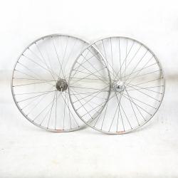 Paire de roue Mavic moyeux Exceltoo Super Competition