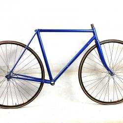 Cadre et fourche bleu Colnago Super T52
