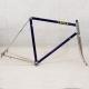 Blue Frame & Forks Vitus 979 Size 54 - BSC Bottom Bracket & ISO Headset