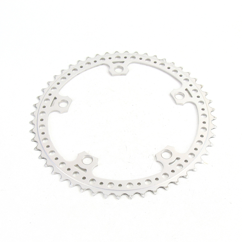 Drilled Chainring unknow brand 52T - 144 BCD