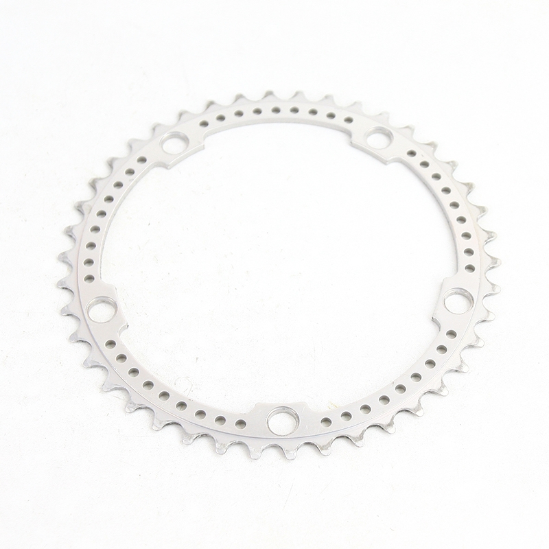 Drilled Chainring unknow brand 42T - 144 BCD