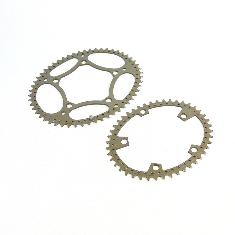 Drilled Chainring Gradal 54-44T - 130 BCD