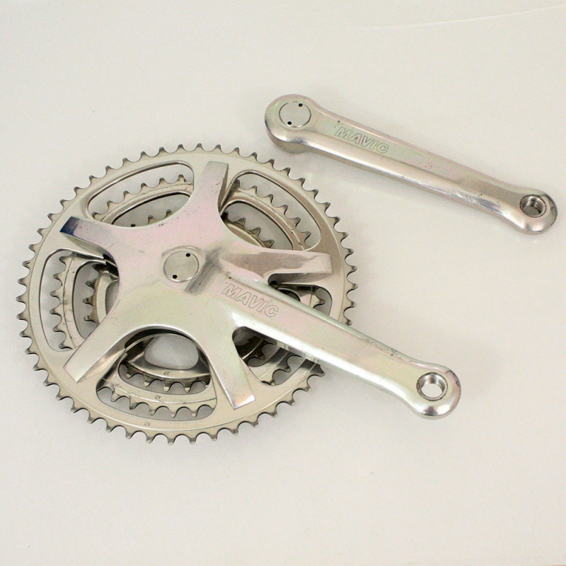 Crankset Mavic 631 starfish triple