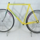 Yellow Frame & Forks Fausto Coppi Size 56.5