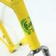 Cadre & fourche jaune Fausto Coppi Taille 56.5