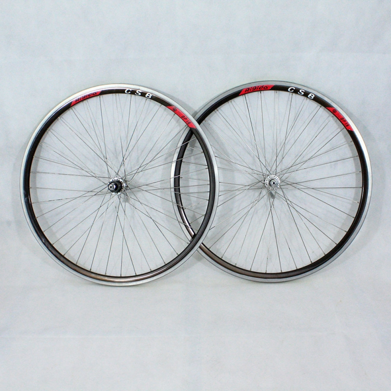 Rigida DP18 Wheelset Campagnolo hubs