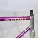 Cadre et fourche violet vitus 979 Taille 56