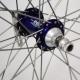 Paire de roue Ambrosio Excellence moyeux Edco Racer
