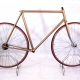 Brown B.Carre Frame and Zeus 2000 Fork Size 58