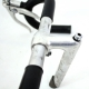 Motobecane Handlebars - Hutchinson Bar Tape - Dia Compe brake lever - SR stem