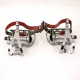Roto Pedals - Christophe Toeclips & Straps