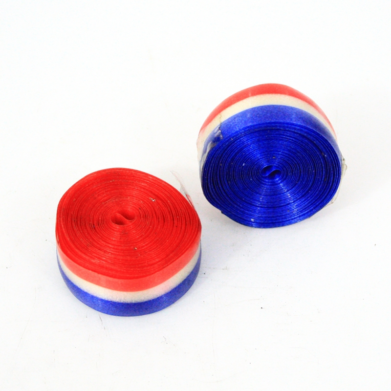 Tricolor blue white red handlebar tape Benotto style