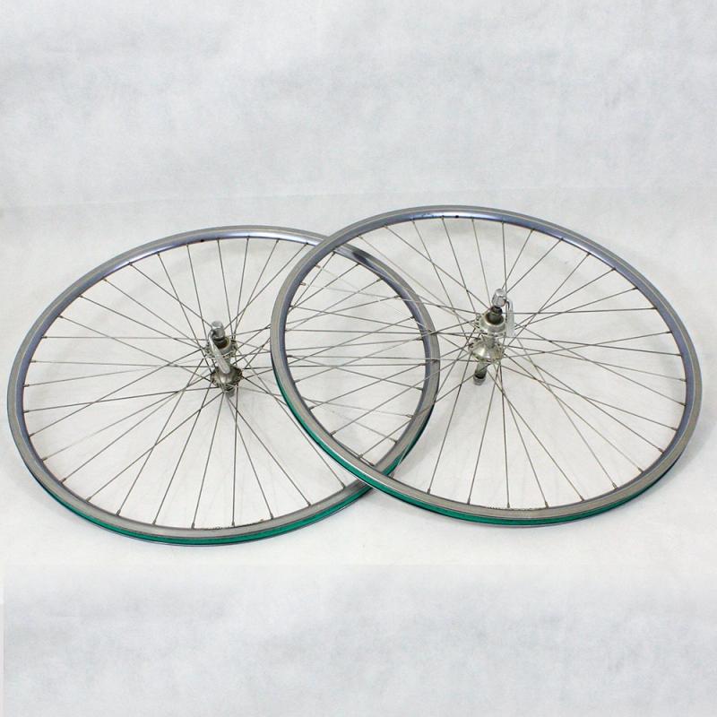 Paire de roue Ambrosio Balance moyeux Sachs 7000