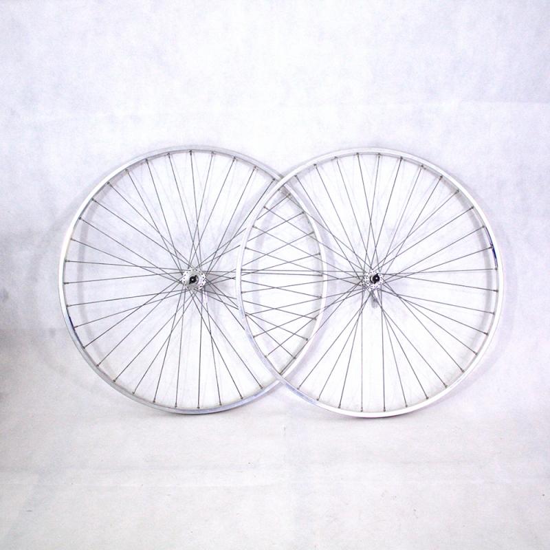 Paire de roue Wolber GTA2 moyeux Maillard