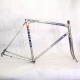 Silver Frame & Forks Peugeot A500 Galaxie Pechiney Size 56
