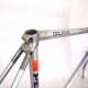 Cadre & fourche gris Peugeot A500 Galaxie Pechiney Taille 56